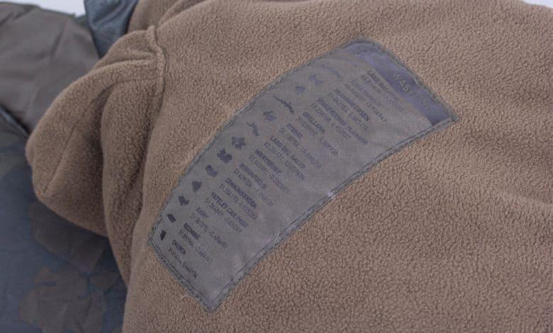 Bedchair Nash Indulgence Sleep System 4 - 5 Seasons