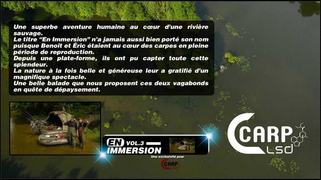 EN IMMERSION | CARP LSD TV
