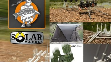 Photo de Solar Tackle distribué par Imperial Fishing !