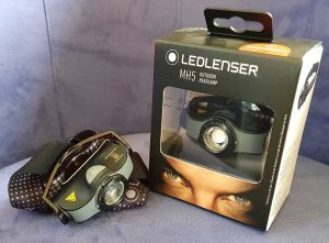 Lampe Frontale LED Rechargeable Outdoor Série MH5 | CARPLSD