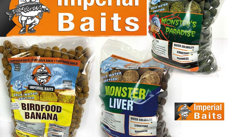 Imperial Baits Cold Water Range | CARPLSD