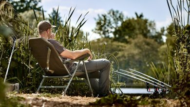 Photo de TRAKKER LEVELITE LONGBACK RECLINER