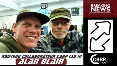 Photo de ALAN BLAIR rejoint CARP LSD.