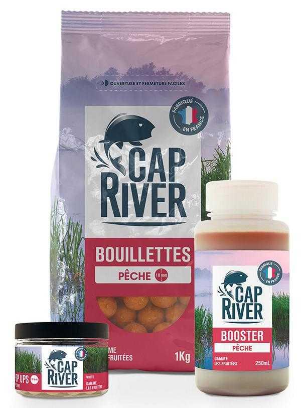 La gamme fruitée Cap River