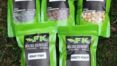 Photo de Micro Dumbell surdosés FK Baits