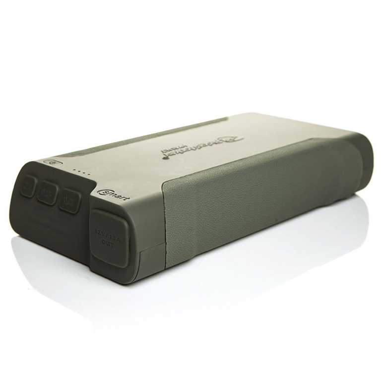 Batterie portable vault c-smart 77850mah gunmetal green Ridge Monkey