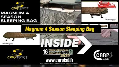 Photo de CARP SPIRIT Magnum 4 Season Sleeping Bag
