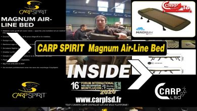 Photo de CARPLSD INSIDE | CARPSPIRIT MAGNUM AIR LINE BED