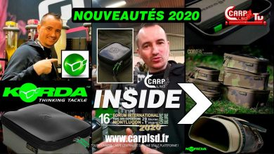 Photo de INSIDE | KORDA 2020