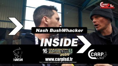 Photo de CARP LSD INSIDE | NASH BushWhacker