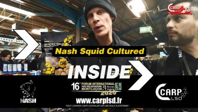 Photo de CARP LSD INSIDE | NASHBAIT CULTURED