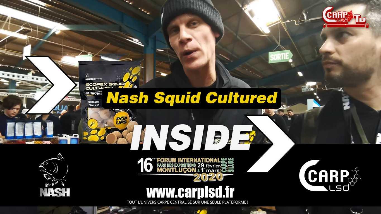 CARP LSD NASHBAIT CULTURED