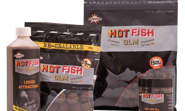 Photo de Hot Fish & GLM Dynamite Baits