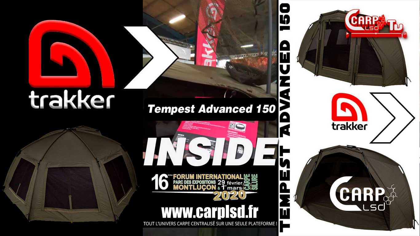 TRAKKER TEMPEST ADVANCED 150