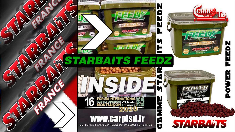 gamme feedz starbaits