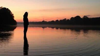 Photo de La force du mental en action de pêche