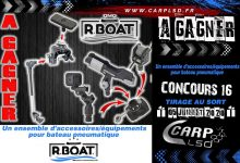 Photo de À GAGNER: Un ensemble d'accessoires pour bateau pneumatique (Terminé)