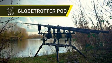 Photo de Test Rod Pod Globetrotter Nash