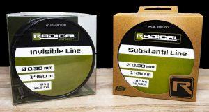 Radical Invisible Line & Substantil Line