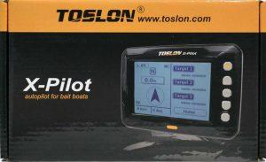 Toslon X Pilot | CARP LSD